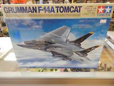 Tamiya 1/48 Grumman F-14A Tomcat Plastic Model Kit 61114