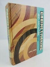 Mid-Century Era Cabinet Making & Millwork Hardcover Book wood working 1967
