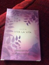 AVON Viva La Vita EDP 30ml Limited Edition - New