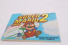 Nintendo NES - Super Mario Bros 2 - Manual Only