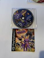 Spyro Year of the Dragon (Sony Playstation)PS1 manual included, no original case