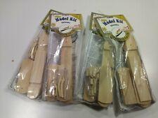 """Wood Model Kit-Titanic 7.25""""X2"""" Lot of 4"""