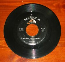 "NORMA JEAN - Put Your Arms Around Here 1964 Canadian RCA Victor 7"" Single VG+"