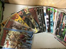 DYNAMO 5 (2007 Image) #1-25,0 Ann SINS OF THE FATHER 1-5 Holiday Special Faerber