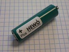 Wella Contura HS40  Akku Ersatzakku 1,2V NiMH Accu Batterie Battery Haircutter