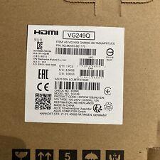 "ASUS TUF VG249Q1R Full HD 23.8"" IPS LCD Gaming Monitor - Black - New Sealed"