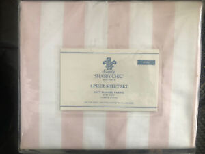 Rachel Ashwell Simply Shabby Chic Polyester Fabric King Cabana Floral Sheet Set