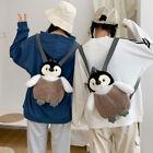 Penguin Backpack Plush Bag Stuffed Animal Dolls Shoulder Bag Accessories Gifts