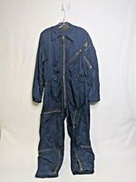 1949-52 US Air Force Navy Flying Flight Suit K-2A Coverall Rare Small Regular