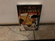 Valmont (DVD, 2002, Widescreen) COLIN FIRTH, NEW-SEALED, RARE