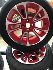 """MG3 3STYLE VTI-TECH  4X 16""""  ALLOY WHEELS WITH TYRES NEW GENUINE"""