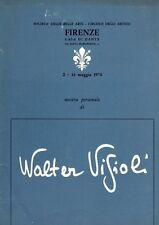 Mostra personale di Walter Vigioli - Bonazzi Sondrio 1970