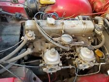 Triumph TR6 motor engine high compression HE 1969. This listing is just motor.