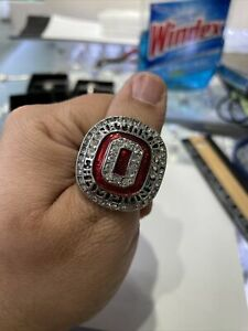 2014 Ohio State Buckeyes National Championship Ring Size 11.5