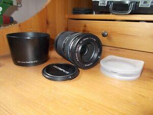 Olympus M.Zuiko Digital 40-150mm f/4.0-5.6 ED  Micro 4/3rds Lens