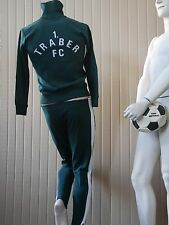 "PUMA ""1. Traber FC"" BERLIN Trainingsanzug Sportanzug 80s W. Germany TRUE VINTAGE"