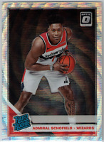 2019-20 OPTIC ADMIRAL SCHOFIELD FANATICS SILVER WAVE PRIZM RATED ROOKIE RC SP