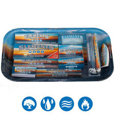 Elements King Size Rolling Paper Gift Pack & Rolling Tray - Great Value