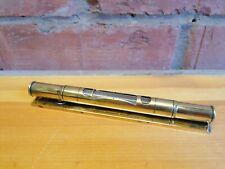 More details for vintage j. rabone brass machine level