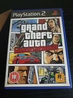 Grand Theft Auto Liberty City Stories Playstation PS2 Video Game PAL