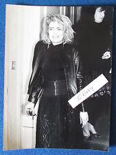 "Original Press Photo - 9.5""x7"" - Kim Wilde - 1987"