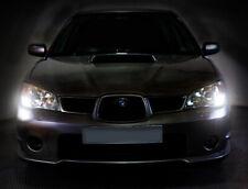 Fits Subaru Impreza GG 2.0 WRX Turbo White 54-SMD LED Number Plate Light Bulbs