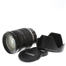 Canon 18-200mm F/3.5-5.6 IS EF-S Mount Lens For APS-C Sensor DSLRS {72}
