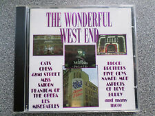 THE WONDERFUL WEST END - VARIOUS ARTISTS - CD - ALBUM