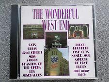 THE WONDERFUL WEST END - VARIOUS ARTISTS - CD - ALBUM