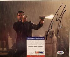 Colin Farrell Signed 8x10 Photo PSA/DNA COA