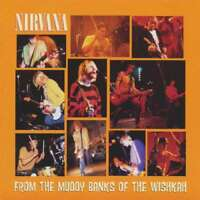 Nirvana - From The Muddy Banks Of The Wishkah (CD,  CD - 920