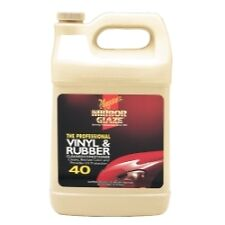 Meguiars M4001 Pro Vinyl and Rubber Cleaner/Conditioner -  1 Gallon