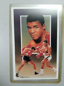 Muhammad Ali 3.5x5.5 Postcard