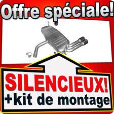Silencieux Arriere AUDI A3 (8PA) 1.4 2.0 Sportback échappement AFD