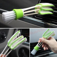 Pocket Brush Keyboard Dust Air-condition Car Care Detailing Window Cleaning Tool