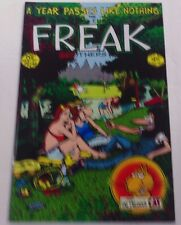 THE FABULOUS FURRY FREAK BROTHERS COMIC #3  MINT CONDITION FAT FREDDY