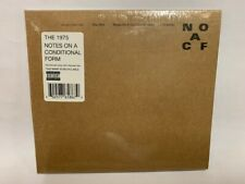 THE 1975 NOTES ON A CONDITIONAL FORM CD (Released May 22nd 2020) IN STOCK