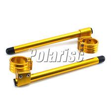 37MM High Lift Universal Adjustable Clip Ons On Handle Bar Handlebar HGG