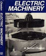 ELECTRIC MACHINERY A. NORTON CHASTON 1986