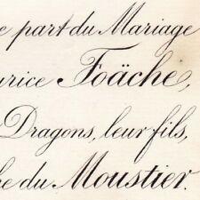 Maurice Adrien Foäche Paris 1883 Marthe Du Moustier