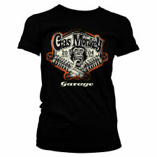 Officially Licensed Gas Monkey Garage Spring Coils Women's T-Shirt S-XXL Sizes
