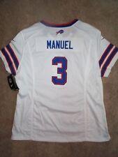 ($95) NIKE Buffalo Bills E.J. EJ MANUEL nfl Jersey Adult WOMENS/LADIES (xl)