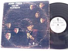 John Fred & His Playboys LP   Paula M- bw VG+ Mono