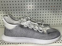 Adidas Originals Tubular Shadow Mens Athletic Running Shoes Size 13 Gray White