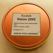 35mm - Kodak Vision 2242 VerySlowSpeed Cine Color Film, LOMO, 100ft bulk