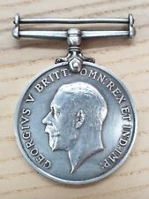 World War I WWI British War Medal W.A. Beauchamp Royal Australian Naval Brigade