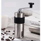 Manual Coffee Grinder Stainless Steel Ceramic Burr Portable Hand Crank Grinder