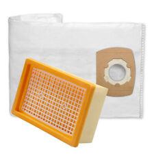 10x Staubsaugerbeutel Micro-Vlies für Kärcher  WD 5  P 2 *CH WD 5