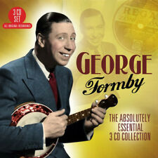 George Formby - The Absolutely Essential Collection Bt3169 CD