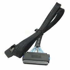 SFF-8484 SAS 32Pin 4i to SFF-8087 Mini SAS 4i 36Pin Cable server raid cable